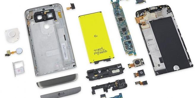 Lg G5 Teardown Gives The Modular Smartphone A High